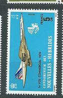 NOUVELLES-HEBRIDES  N°  424  **  TB  1 - French Legend