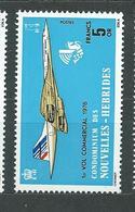 NOUVELLES-HEBRIDES  N°  424  **  TB  2 - French Legend