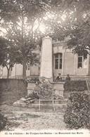 SAINT TROJAN Les BAINS - Monument Aux Morts - Ecole - Ile D'Oléron