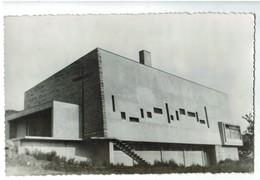 22096   Cpa  MOYEUVRE GRANDE  : Chapelle Trehemont  Carte Photo Dos Vierge  ( 1962 ? ) - Autres Communes