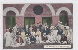 The Teosophical Society, Rangoon - Myanmar (Burma)