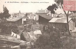 SAINT TROJAN Les BAINS -  Vue Générale Vers Le Chapus - Ile D'Oléron