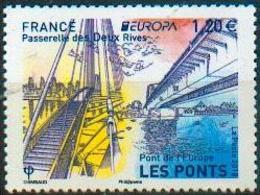 France 2018 - Europa, Ponts / Bridges, Strasbourg - MNH - 2018