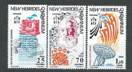 NOUVELLES_HEBRIDES  N°  429/31  **  TB  1 - French Legend