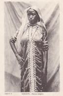 DJIBOUTI - Femme Indigène - Gibuti