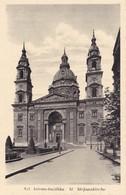 BUDAPEST - La Cathédrale De Saint-Etienne - Hongrie