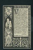 SOUVENIR MORTUAIRE  - DE MADAME ALBERT RICHARD Née HÉLÈNE CHAPÉ  (+10/4/1935) - Décès