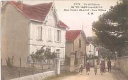 SAINT TROJAN Les BAINS -  Rue Omer Charlet - Villas Eliane Et Hélène - Ile D'Oléron