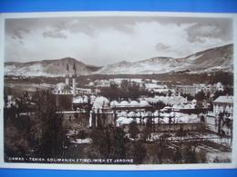 Damas Tekieh Solimanieh Et Selimieh Et Jardins - Syrien