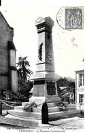 Landelles. Le Monument Commémoratif De Landelles. - France
