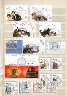 Lot BRD Von 2002 Und 2004 Gestempelt - Lots & Kiloware (mixtures) - Max. 999 Stamps