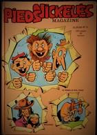 Les Pieds Nickelés Magazine - Album N° 6 - ( 1978 ) . - Pieds Nickelés, Les