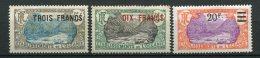 7696   OCEANIE      N° 66/8*    Vallée De Fataoua   Tibmres De 1913  Surchargés   1926-27    TB - Oceania (1892-1958)