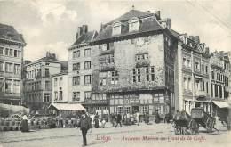 Liège - Ancienne Maison Au Quai De La Gaffe - Liege