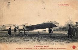 Série Les Sports (Edit. Trèfle ) L' Aéroplabe Blériot à Issy-les-Moulineaux - Cartes Postales
