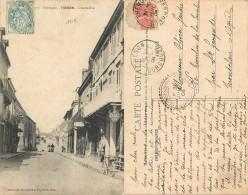 D- [502026] Carte-France  - (24) Dordogne, Thenon, Grand Rue - France