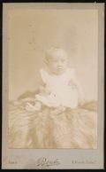GENT = PHOTO VAN DAMME FRERES - RUE DES CHAMPS  - ADEL , IRENE  CARDON DE LICHTBUER - 2 SCANS - Foto's