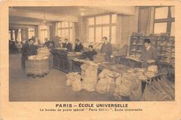 ¤¤  -  PARIS  -  Ecole Universelle  -  Le Bureau De Poste Spécial   -  Postiers   -  ¤¤ - Arrondissement: 16