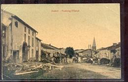 Frankrijk France - Destord - Faubourg D Epinal   - 1913 - France