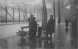 ¤¤  -  PARIS  -  Crue De La Seine  -  Le Quai Debilly  -  Inondation   -  ¤¤ - Arrondissement: 16