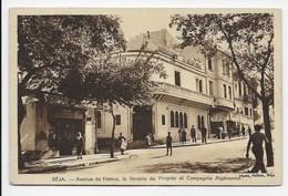 Beja -Avenue De France, La Librairie Du Progres Et Compagnie Algerienne - Algérie
