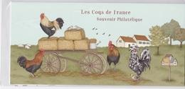 LES COQS DE FRANCE - Blocs & Feuillets