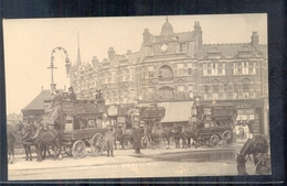 Great Britain - London Londen - The Exchange Muswell Hill - Sainsbury - Photocard Fotokaart - 1910 - Regno Unito