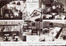 CPSM Multivues - Crespières (78) - Pour Aller Chez Janou - France