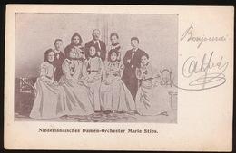NIEDERLÄNDISCHES DAMEN ORCHESTER MARIE STIPS - Muziek En Musicus