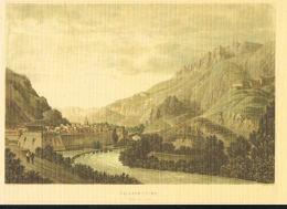 VILLEFRANCHE De CONFLENT  - 66 -  Gravure Ancienne -  Scans Recto Verso - Frankreich