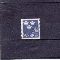 SUEDE 1954 Série Courante Yvert 394 NEUF**MNH - Suède
