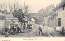 10-BRIENNE-LE-CHATEAU- RUE DU PONT - France