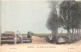 10-TRAINEL- LA CROIX DE LA MADELEINE - France