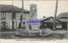 Mimizan - Monument Aux Morts Pour La Patrie - 1932 - Mimizan