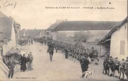 10-TROUAN- LA HALTE HORAIRE, ENVIRONS DU CAMP DE MAILLY - France