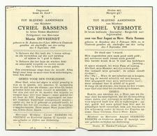 Oorlogsslachtoffers Oostende 8/9/1944  * Bassens Cyriel(x Devriendt) St. Andries 1884 // Vermote Cyriel (° Bredene 1923) - Godsdienst & Esoterisme
