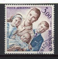 MONACO - Y&T Poste Aérienne N° 85° - Princesse Grace Et Ses Enfants - Airmail