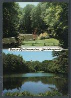 "CPSM Color AK Germany Berlin Waidmannslust 1978""Steinbergpark"" Mit SST""Berlin 12-77 Jahre Humboldtschule Tegel""1 AK Used - Waidmannslust"