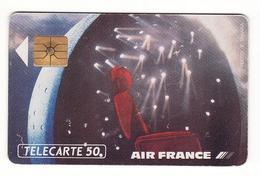 50 GEM 10/91 Air France L21 Defaut - 1991