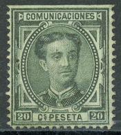 Nr. 158 Ungebraucht - 1875-1882 Königreich: Alphonse XII.