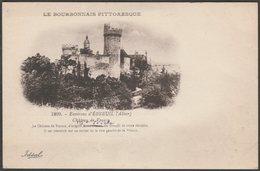 Château De Veauce, Environs D'Ébreuil, Allier, C.1905 - Morand CPA - Other Municipalities