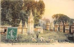 10-ENVIRONS DE TROYES- ENSEMBLE DES RUINES DE LA VACHERIE - France