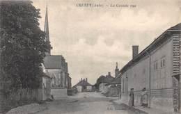 10-GRENEY- LA GRANDE RUE - France