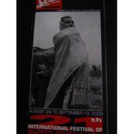 Plaquette 34 Pages : Visa Pour L' Image, Perpignan, 2009 (International Festival Of Photojournalism, En Anglais) - Livres, BD, Revues
