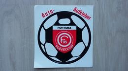 Fortuna Düsseldorf-Aufkleber - Aufkleber