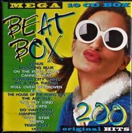 MEGA BEAT BOX - Coffret De 10 C.D - ( 200 Titres ) . - Rock