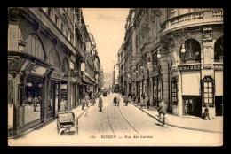 76 - ROUEN - RUE DES CARMES - MAGASIN DEWACHTER - Rouen
