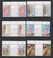 Falkland Islands 2001 Queen Victoria 6v Gutter (+margin) ** Mnh (39496A) - Falklandeilanden
