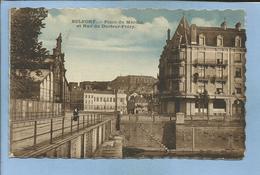 Belfort (90) Place Du Marché & Rue Du Docteur-Fréry 2 Scans - Belfort - Ville