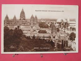 75 - Paris - Exposition Coloniale De 1931 - Vue Générale - Scans Recto-verso - Exhibitions